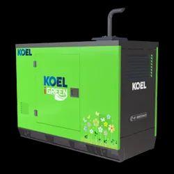 Koel 62.5 Kva Generator Set, 3 Phase