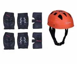 Vamos骑自行车和滑冰保护套件
