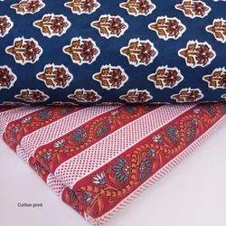 Cotton Print Fabric Suit