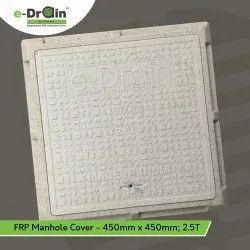 450mm X 450mm FRP Square Manhole Cover