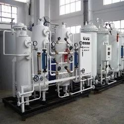 Industrial & Medical Oxygen Gas and Plants