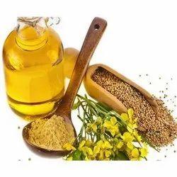 Kachchi Ghani Mustard Oil, Packaging Size: 1 litre