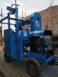 Shree Shakti Diesel Mixerwith Lift Machine