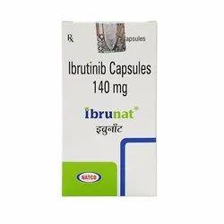 Ibrunat (Ibrutinib 140MG)