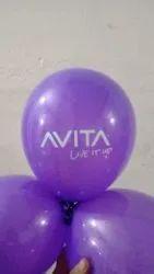Single Color Balloon printing, in Delhi