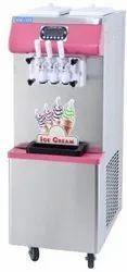 Softy Ice Cream Machine Precooling