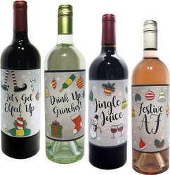 Wine Label Sticker