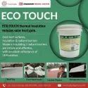 High Gloss Ceramic Based Heat Reflective & Thermal Insulation Paint (exterior), Packaging Type: Bucket