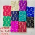 Jumaka Design Blouse Piece