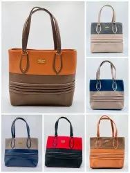 Heavy Quality SNT National Ladies Hand Bag With Superior Quality Coloured Attractive Designs-SNT-304
