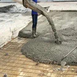 2500 Ready Mix Concrete, In Nagpur, Grade Standard: M20