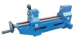 Universal Bench Center With Lead Screw And Hand Wheel