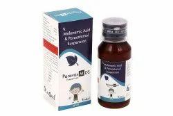 Mefenamic Acid 100 Mg Paracetamol I.P. 250 Mg (Susp.)