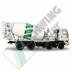 Schwing Stetter AM 12 C Concrete Transit Mixer