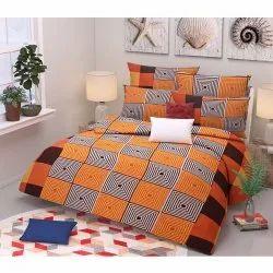 Check Printed Incense Album Bedsheet Set