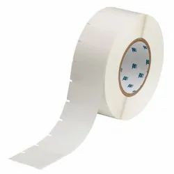 Brady 3 Core Clear Polyester Barcode Labels