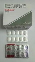 SOBISIS 500MG ( Sodium bicarbonate )