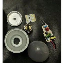 LED Bulb Parts, LED Bulb Quality: 2 Year, LED Bulb Power: 9W