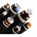 185 SQMM 3 Core H.T XLPE Aluminium Armoured Cable 11KV