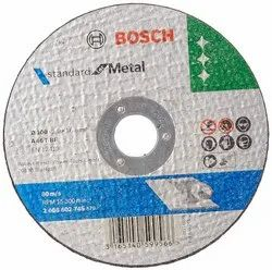 Bosch 2608602745 Cutting Disc for Metal, Bore Diameter: 100mm, Round
