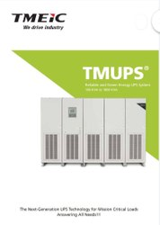 Toshiba Mitsubishi Three Phase Industrial UPS Systems