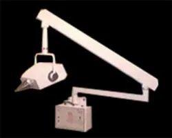 High Frequency DEX-10 Dental X-Ray Machine (Vision 10) wall mount, Generator Capacity: 10 mA at 70 kVp. At 3.00 sec., 0.01Sec