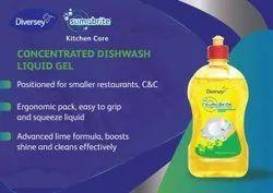 Concentrated Dishwash Gel