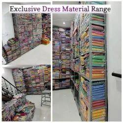 Kalamkari Dress Material