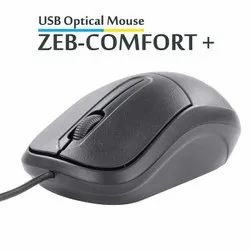 Zebronics Zeb-Comfort+ Wired Mouse