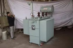 Oil-Cooled Distribution Transformer