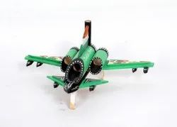 Wood,Bamboo Wooden Rafale Fighter Jet Show Piece