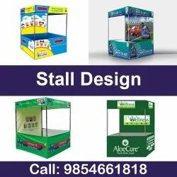 MDF Stall Designing Services