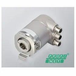 Serie HM10 Profinet Multiturn Absolute Blind Hollow Shaft Encoder