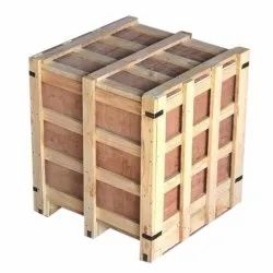 Pine wood Rubber Packing Boxes, Weight Holding Capacity(Kg): 301-1000 Kg