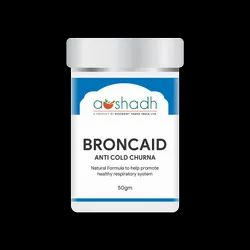 Broncaid Anti Cold Churna, 50gm