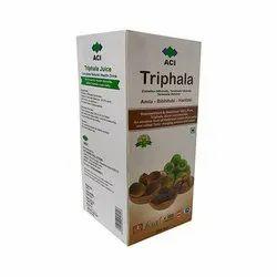 Brown Herbal Triphala Juice, Packaging Type: Bottle