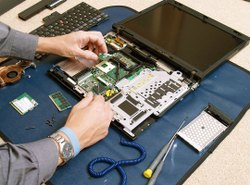 Hp Dell Laptops Repairing