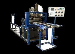 Semi- Automatic Hydraulic Paper Plate Making Machine