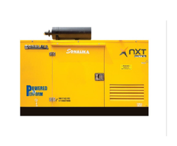 20 kVA Sonalika Silent Diesel Generator, 3 Phase