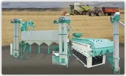 Multipurpose Grain Cleaning And Grading Plant