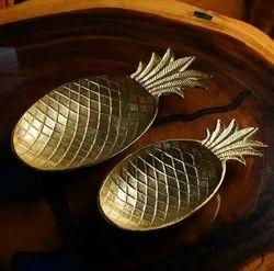 Pine Apple Shaped Platter