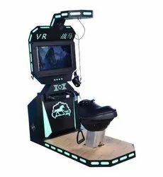 VR Horse Riding