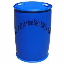 2, 4-D Amine Salt 58% SL Herbicide