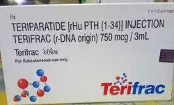 Teriparatide RHu PTH Injection 750mcg