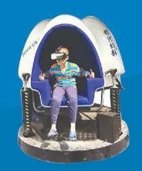 VR Egg Chair Triple Seat