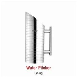 Lining Water Pitcher
