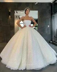 white Women Christian Wedding Ball Gowns