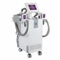 2 Handle Cryolipolysis Machine