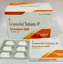 Linezolid 600 Mg
