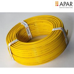 0.75 sqmm APAR Unicab Flexible Copper Conductor FR PVC Insulated House Wire 180m
